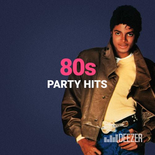 Baixar CD 80's Party Hits – VA (1980) Grátis