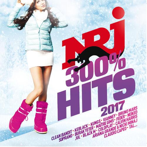 Album NRJ 300% Hits 2017