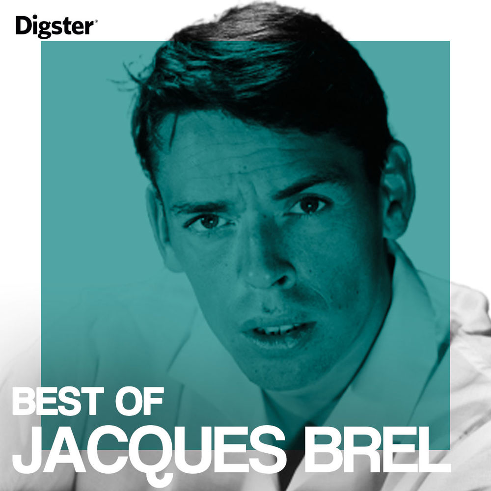 Jacques Brel Best Of