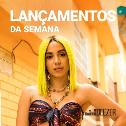 CD Lançamentos da Semana (20/07/2018)