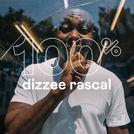 100% Dizzee Rascal