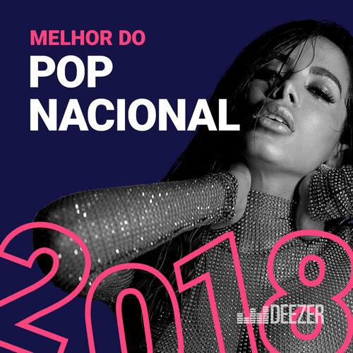 Baixar CD Melhor do Pop Nacional 2018 – Vários artistas (2018) Grátis