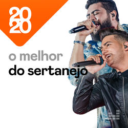 O Melhor do Sertanejo 2020 CD Completo