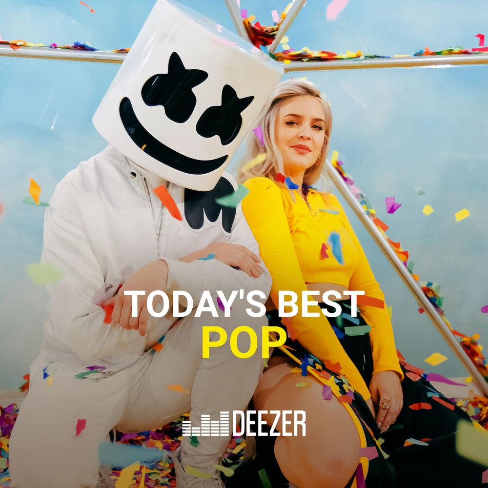 CD Today's Best Pop (Lançamentos 2018)
