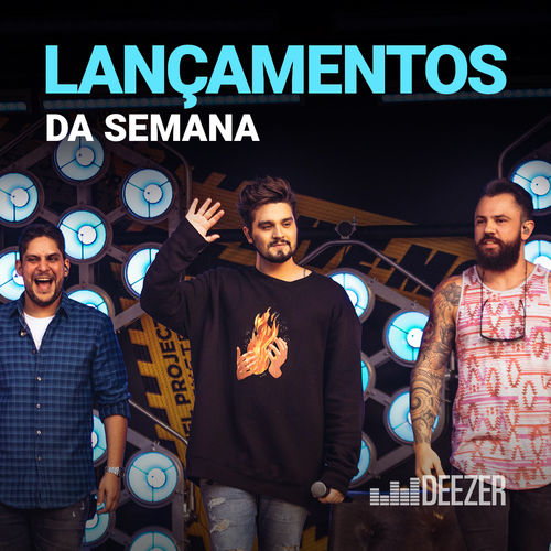 Baixar CD Lançamentos da Semana (15/09/2018) Grátis