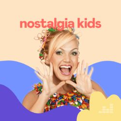 Nostalgia Kids 2020 CD Completo