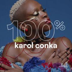 100% Karol Conka 2020 CD Completo