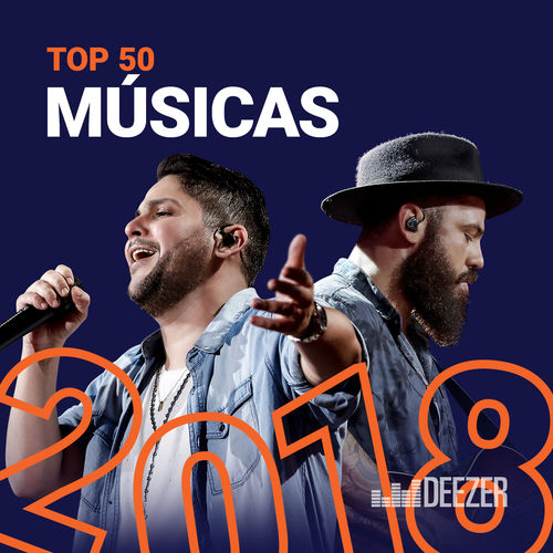 Baixar CD Top 50 Músicas 2018 – Vários artistas (2018) Grátis