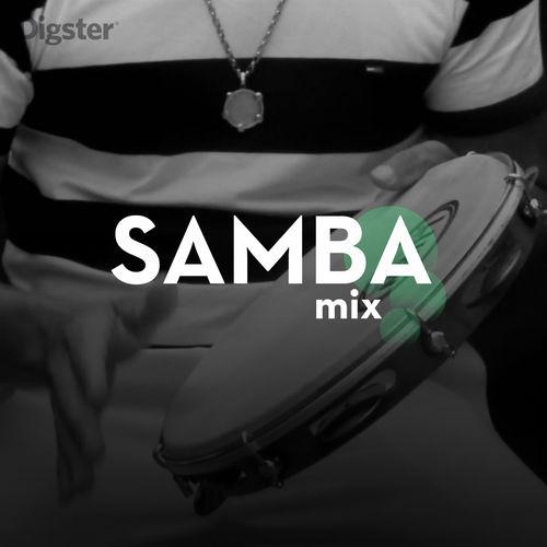 Baixar CD Samba Mix – Vários Artistas (—) Grátis