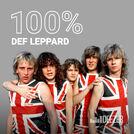 100% Def Leppard