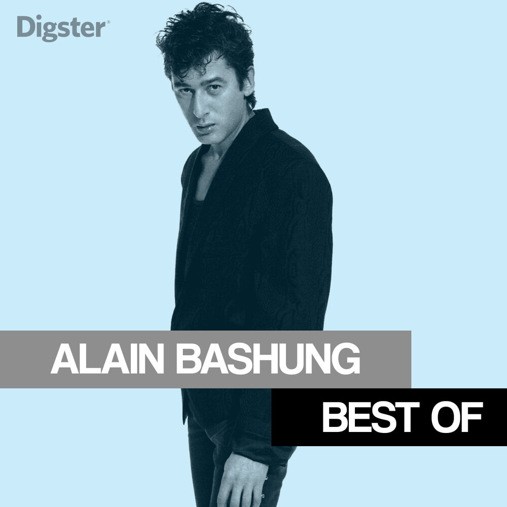 Alain Bashung Best Of