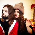 Alt Christmas with Flora Cash!