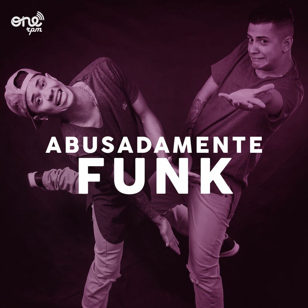 CD Abusadamente Funk (Lançamento 2017)