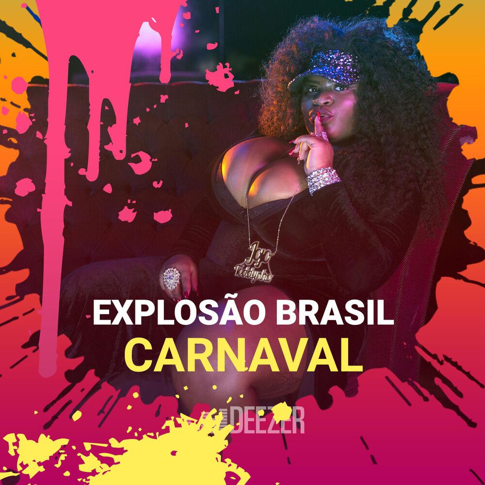 Baixar Explosão Brasil Carnaval, Baixar Música Explosão Brasil Carnaval - Vários artistas 2018, Baixar Música Vários artistas - Explosão Brasil Carnaval 2018