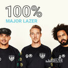 100% Major Lazer