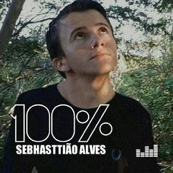 100% Sebhasttião Alves 2020 CD Completo