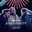 What is a rap party ?