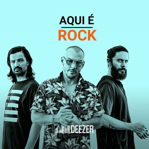 CD Aqui É Rock – Vários artistas (2018)
