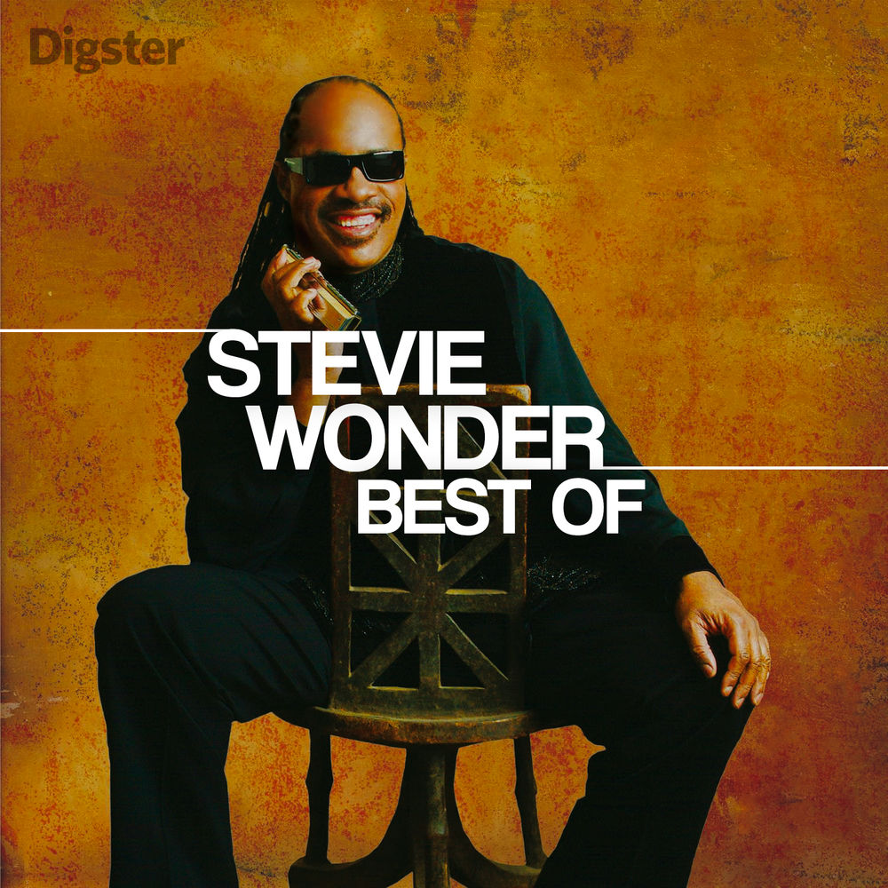 Stevie Wonder Best Of