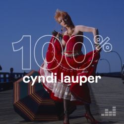 Cyndi Lauper  – 100% Cyndi Lauper CD Completo