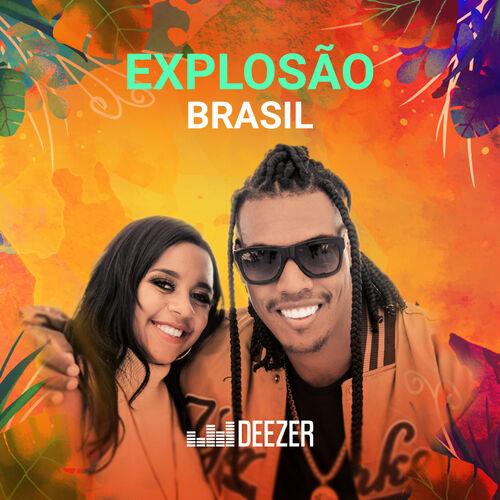 CD Explosão Brasil (Lançamento 2018)