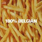 100% Belgian