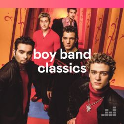 Boy Band Classics 2020 CD Completo