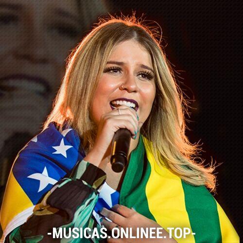 Baixar CD TOP 10 Marília Mendonça – Atualizado Outubro (2018_ Grátis