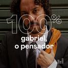 100% Gabriel, o Pensador