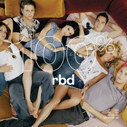 100% RBD CD Completo