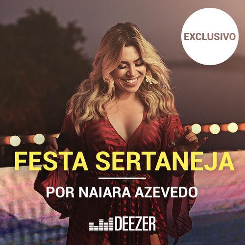 CD Festa Sertaneja por Naiara Azevedo (2018)