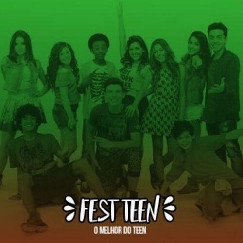 CD Fest Teen O melhor do teen – Vários artistas (2018)