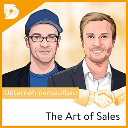 Show cover of The Art of Sales // by digital kompakt