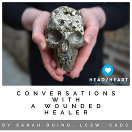 Show cover of Conversations with a Wounded Healer