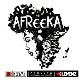 Episode cover of AFREEKA with kLEMENZ 31/8/2020 guest: SHONA SA