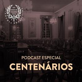 Show cover of Podcast Especial da ABL: Centenários