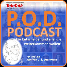 Show cover of Der P.O.D.-Podcast