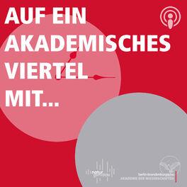 Show cover of Auf ein Akademisches Viertel mit...