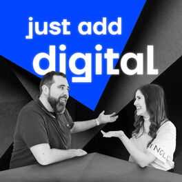 Show cover of just add digital
