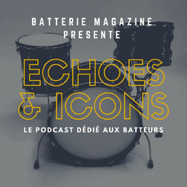 Show cover of Echoes & Icons :  Batterie Magazine Podcast