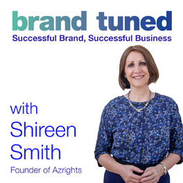 Show cover of Brand Tuned – Successful Brand, Successful Business