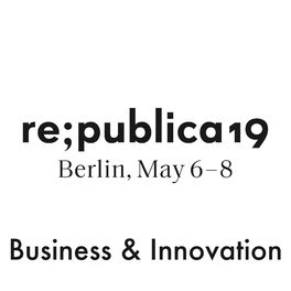 Show cover of re:publica 19 - Business & Innovation