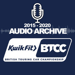 Show cover of Official British Touring Car Championship Interviews