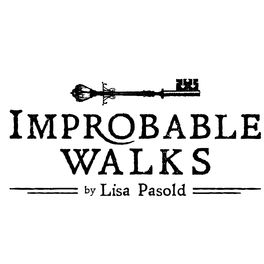 Show cover of Improbable Walks