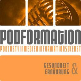 Show cover of podformation 'Gesundheit & Ernährung' - podcast via medien-informationsdienst