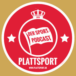 Show cover of Plattsport - Der Sport-Podcast
