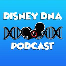 Show cover of Disney DNA Podcast: A Walt Disney World Podcast