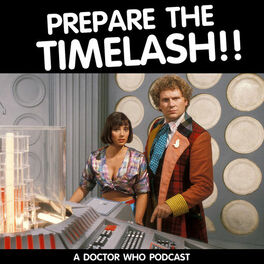 Show cover of Doctor Who: Prepare the Timelash!!