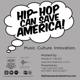 Show cover of Hip-Hop Can Save America
