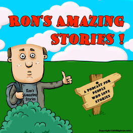 Show cover of Ron's Amazing Stories